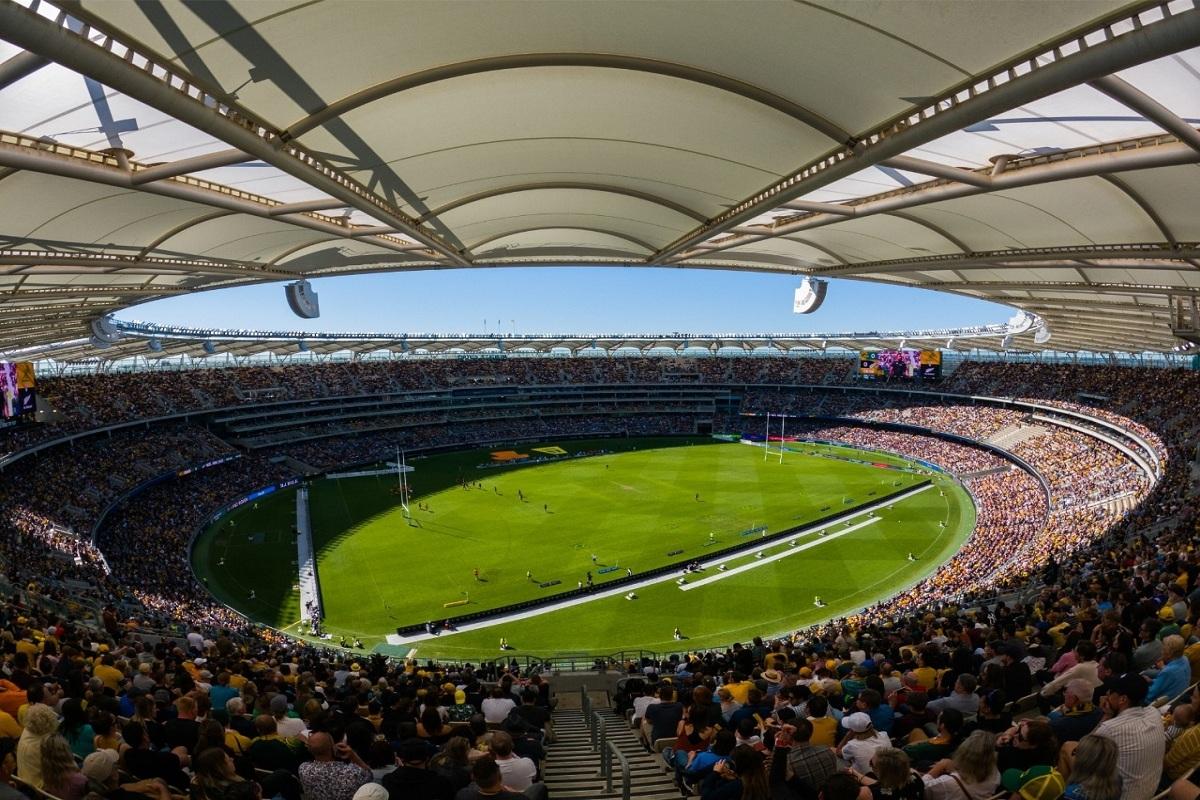 Optus Stadium, Perth,