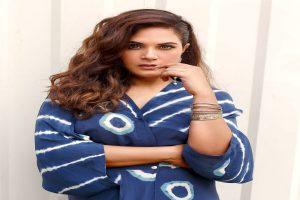 Richa Chadha: Social media campaigns great way to reach max people