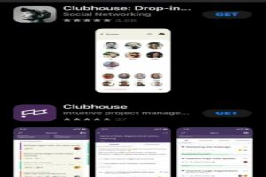 Clubhouse working on new way to invite friends to rooms