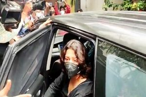 Money-Laundering Probe: Actress Charmee Kaur appears before ED