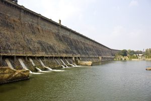 19 of big reservoirs' storage less than 50% of normal