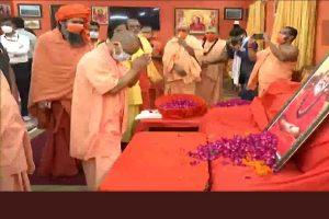 Mahant Giri's death: Yogi says culprits won't be spared