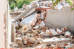 Building in Ahiritola collapses, two killed