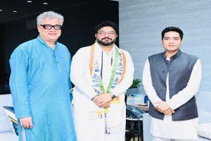 Former BJP MP Babul Supriyo joins Trinamul Congress
