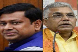 Sukanta Majumdar replaces Dilip Ghosh as West Bengal BJP president