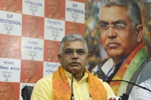 BJP may move court on Bhabanipur bypoll: Dilip Ghosh
