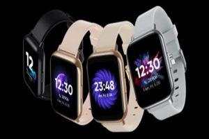 realme's sub-brand DIZO unveils two new smartwatches