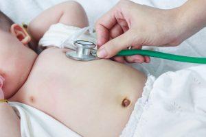 Doctors work to identify kids' illness
