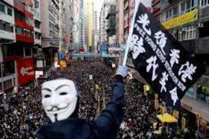 Hong Kong's tryst
