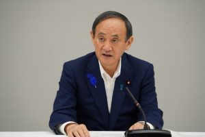 Japan govt may convene Parliament on 4 Oct to select Suga's successor