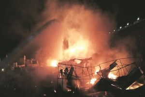 Fire hazards high in Guj indl units; 421 died in mishaps