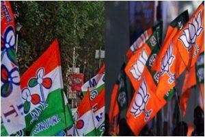 BJP protest with slain leader's body near CM's residence sparks tension