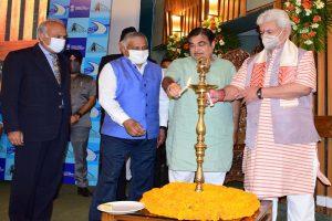 Gadkari lays foundation stone of highways worth Rs.3612 crore