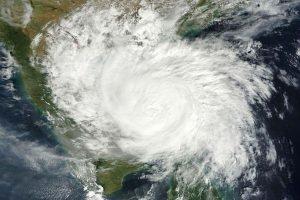 Landfall process of Cyclone Gulab begins