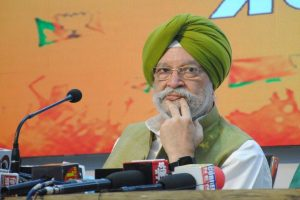 'Atmanirbhar India to be possible only if cities become productive'