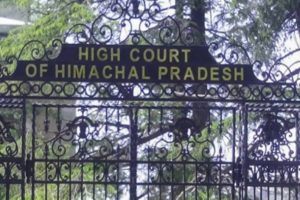 Notice to Himachal Chief Secretary for 'converting' school into mall