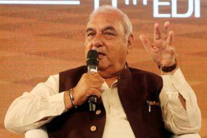 Govt should avoid confrontation with farmers: Haryana CM Hooda