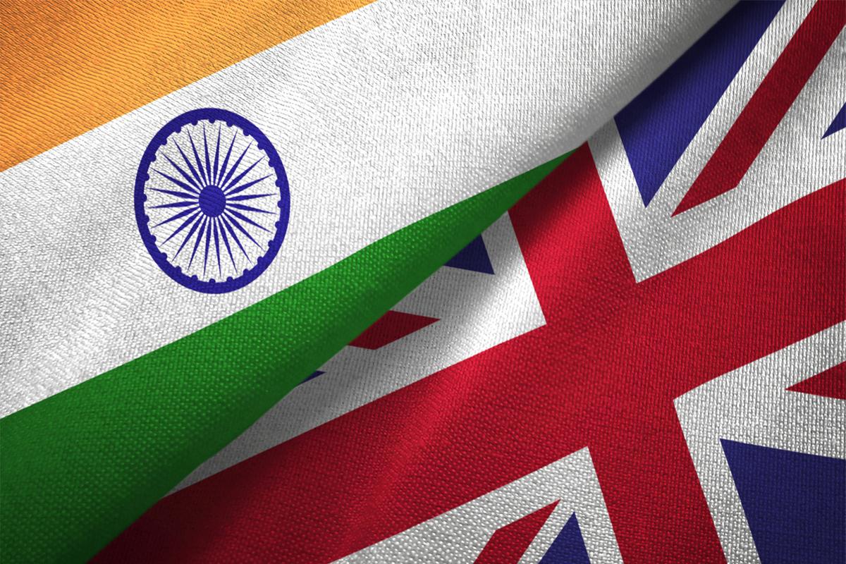 India, COVID, quarantine, Britain