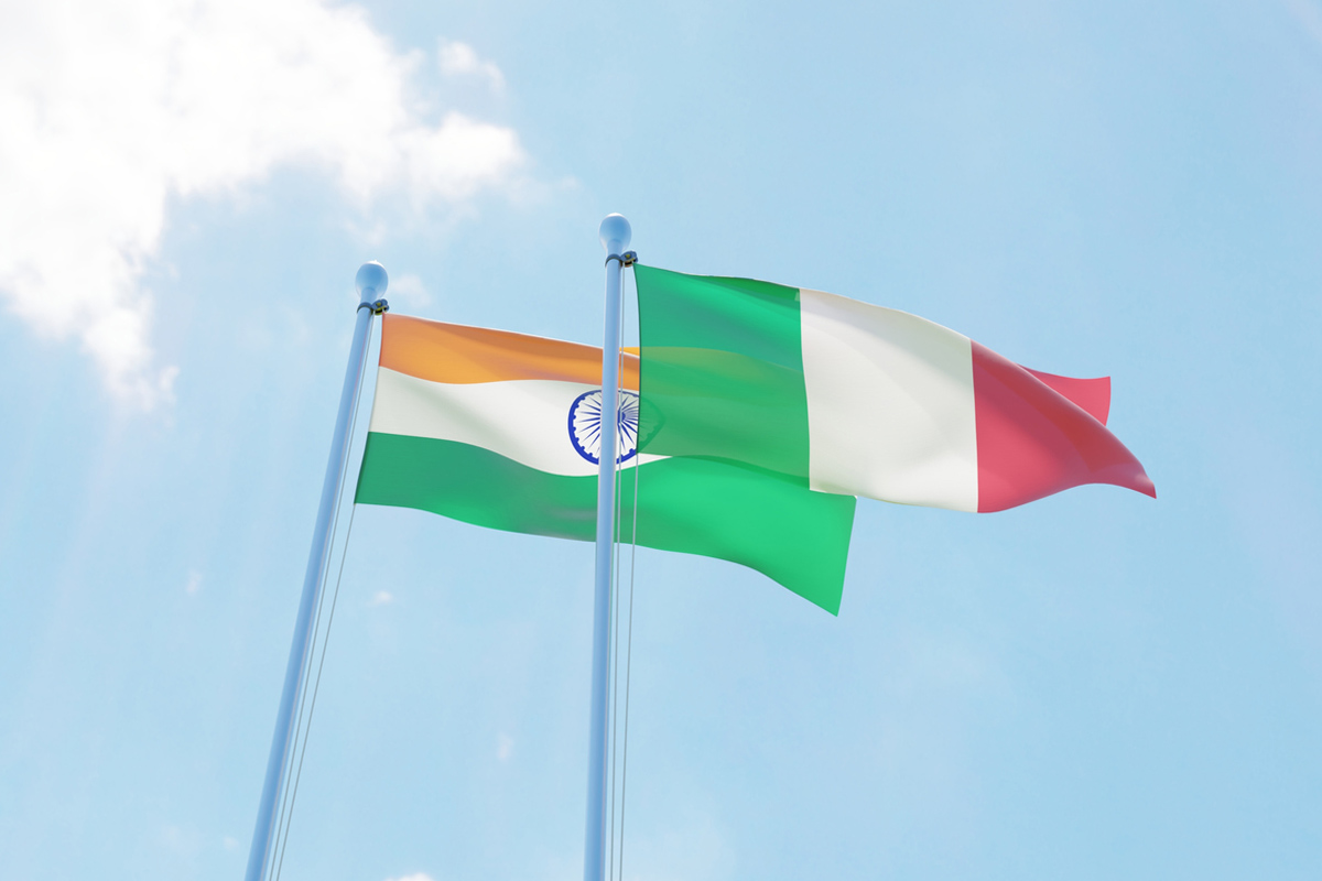 india, italy, disaster management, mou