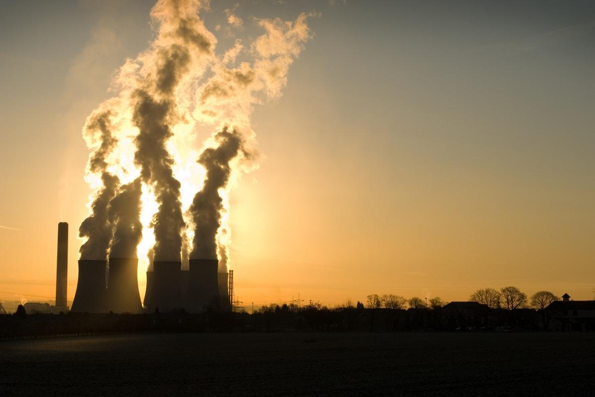 China, Carbon Emissions, Coal, Power Plants
