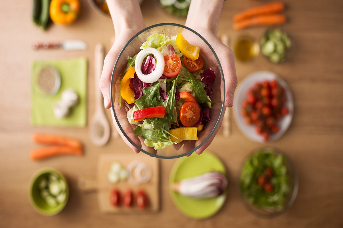 Can eating healthy ward off infection, death from Covid?