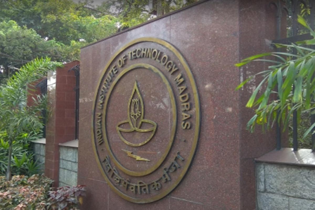 IIT Madras, best institution, NIRF ranking