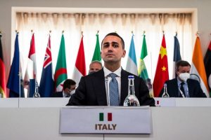 Italy says impossible to recognize Taliban govt