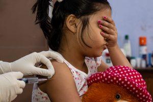 Health dept to give children PCV shots