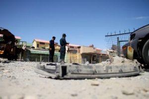 2 killed, 21 injured in serial blasts in Afghanistan
