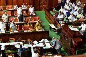 K'taka temple demolition: BJP to face oppn heat in Assembly today