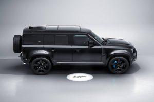 Land Rover Defender V8 Bond Edition launched to celebrate 25th James Bond film