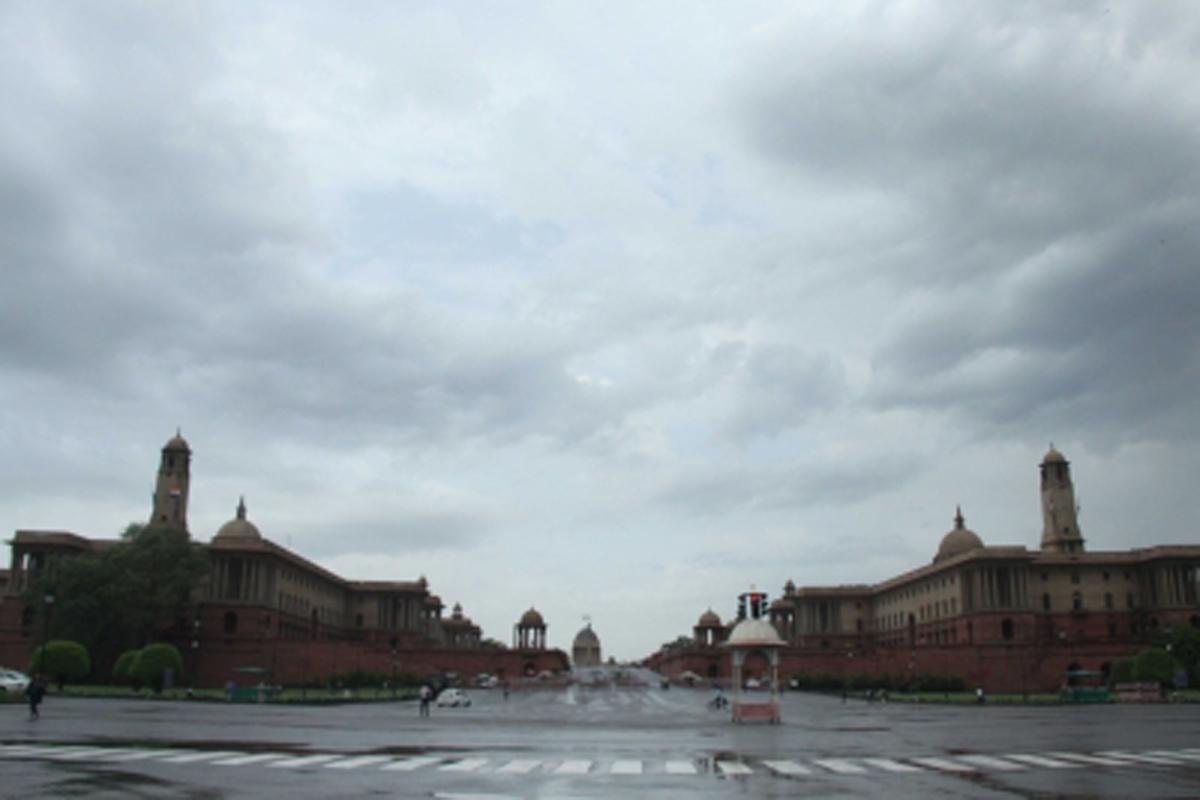 National Capital, Orange alert, Rainfall