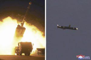 North Korea says it tested new long-range cruise missiles