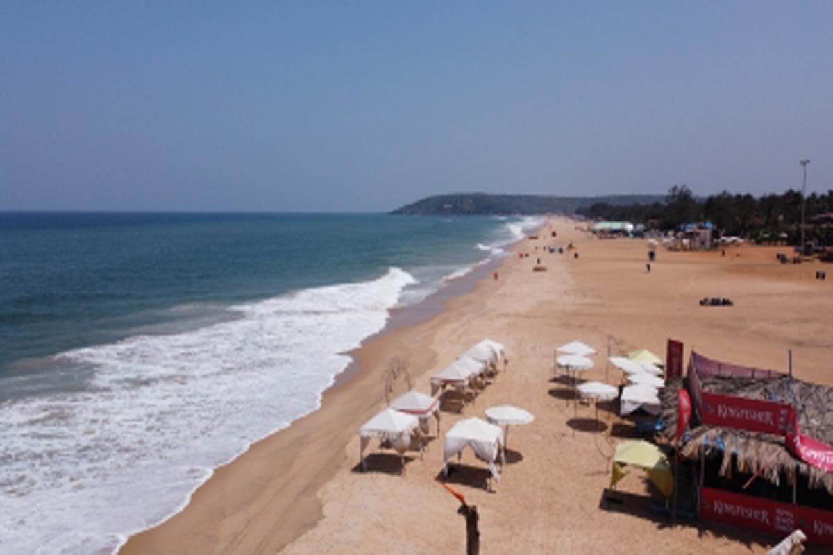marine pollution, Goa government, Tar balls on beaches