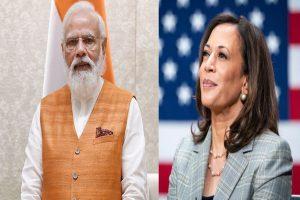 Modi, Kamala Harris to have first meeting in person soon