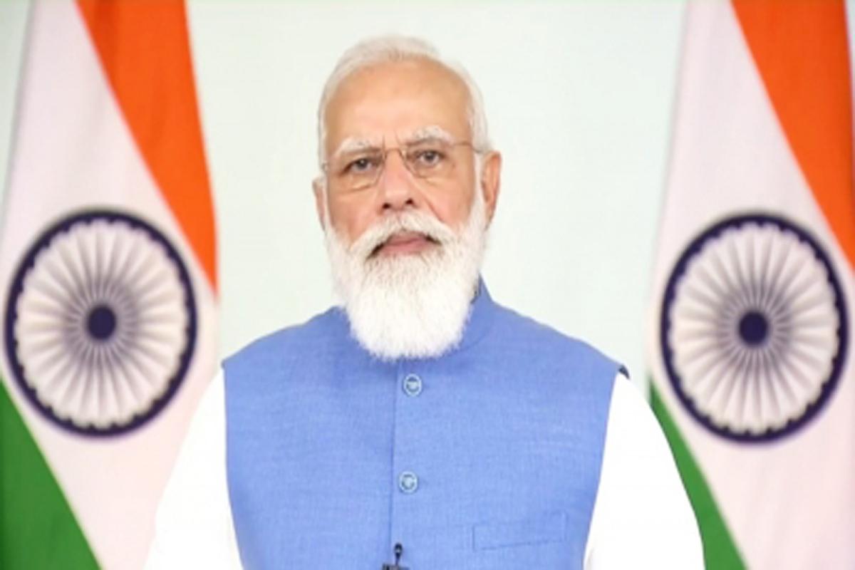 Prime Minister Narendra Modi, 100% 1st Covid dose coverage, goa