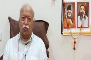 Mohan Bhagwat to visit Rajasthan in September in two phases