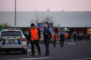 NZ to fast track counter-terrorism bill after supermarket attack
