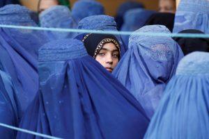 Afghan Women~II