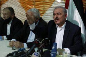 Palestine calls on Israel to present peace program