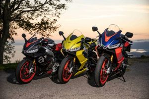 Piaggio India launches new range of superbikes; prices start from Rs 13.09 lakh