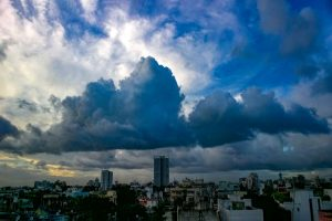Another cyclonic system to trigger more showers; CS alerts NDRF