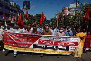 Bandh evokes mixed response in Siliguri
