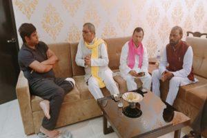 SBSP-VIP inch closer as Nishad party veers towards BJP in UP
