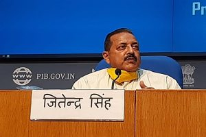 NE to be developed as India's Bio-Economic, says Jitendra Singh