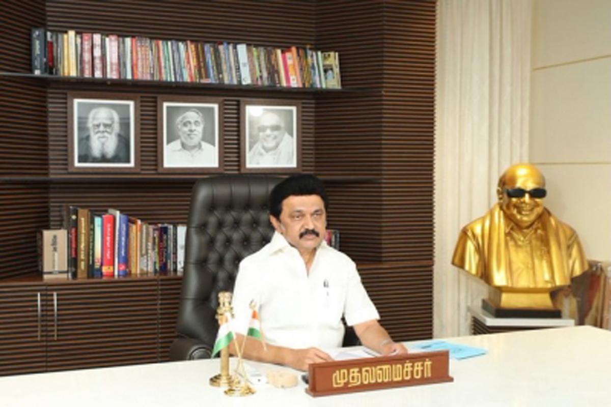 M.K. Stalin, Tamil Nadu, homage to Periyar