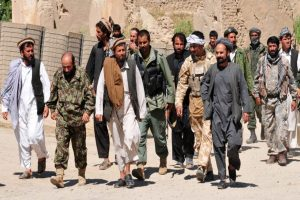 Afghan misadventure~II