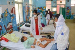 Bihar health department on alert after rise in viral fever cases