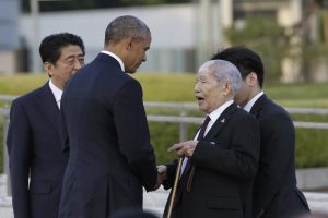 Hiroshima atomic bombing survivor Sunao Tsuboi dies at 96