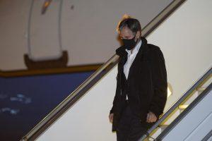 Blinken, in Paris, seeks to heal France's AUKUS wound